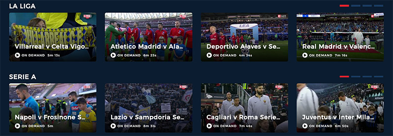 Eleven Sports stream online vpn