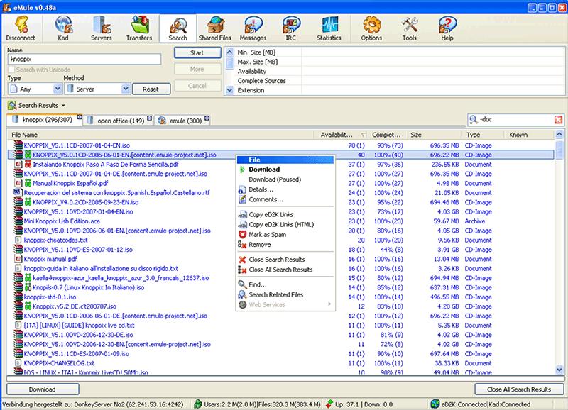 Emule torrent security vpn