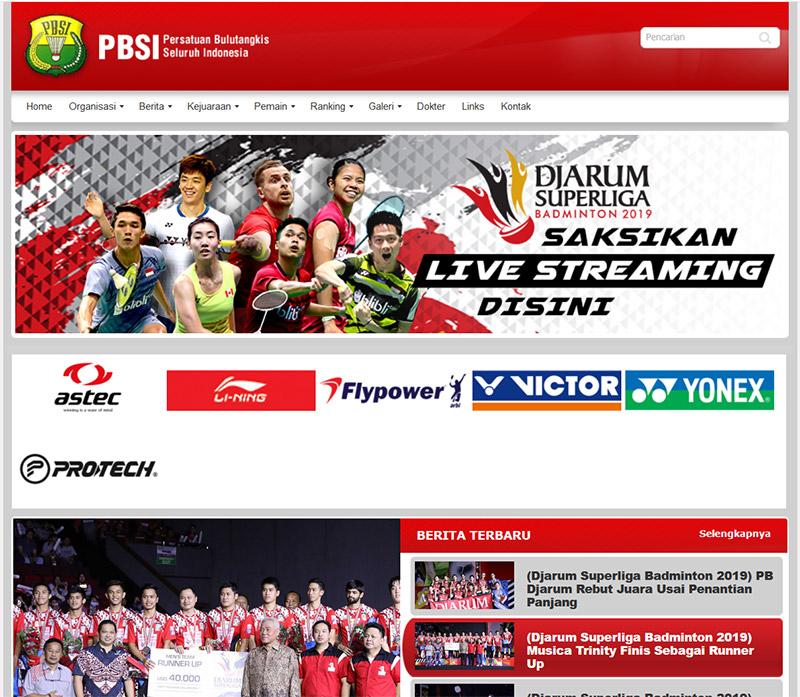 Indonesia's Badminton League stream online vpn solution