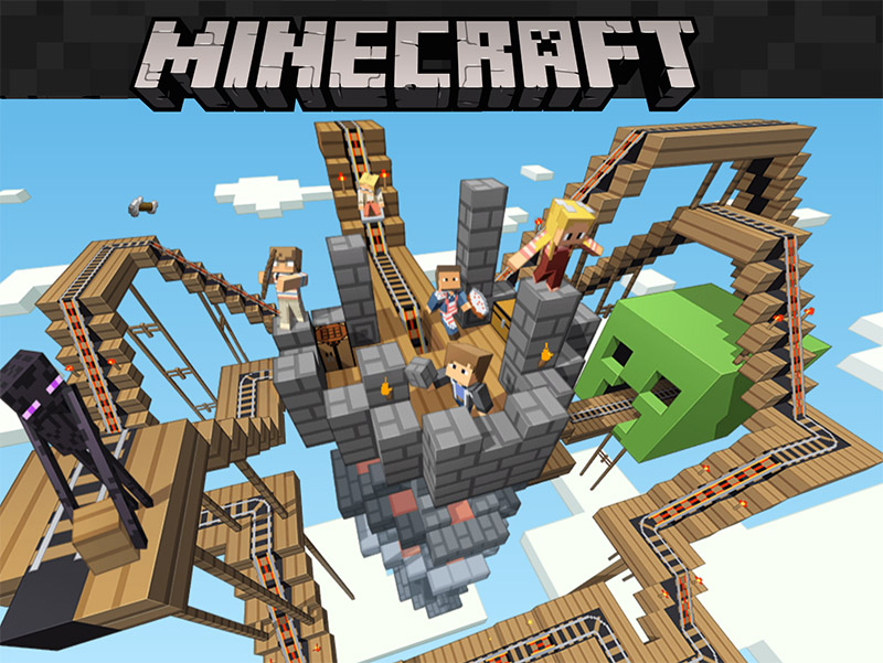 Minecraft play from anywhere