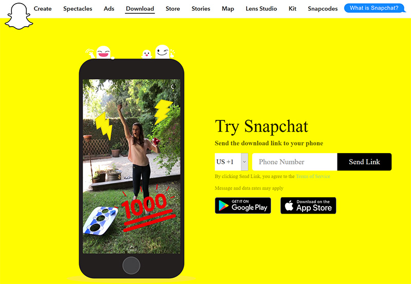 Retake your Snapchat Video Ability in UAE with this Tip