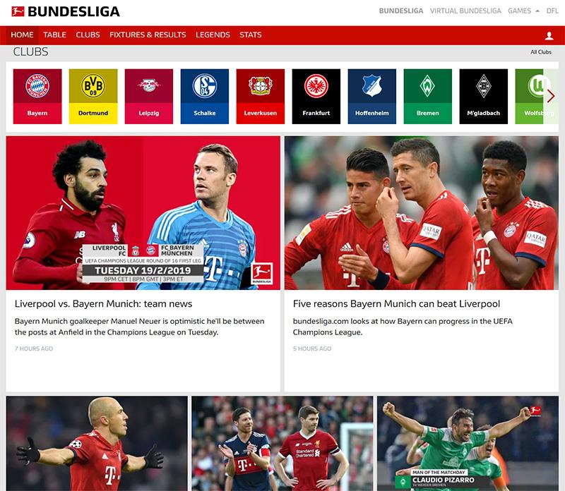 Watch Bundesliga vpn solution