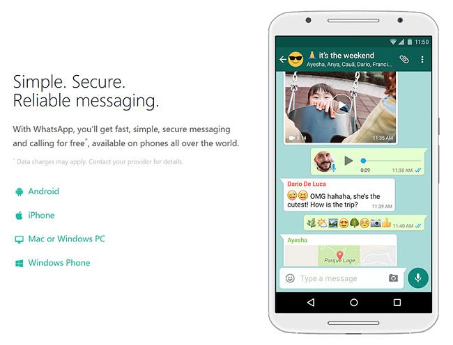 WhatsApp howto unblock vpn solution