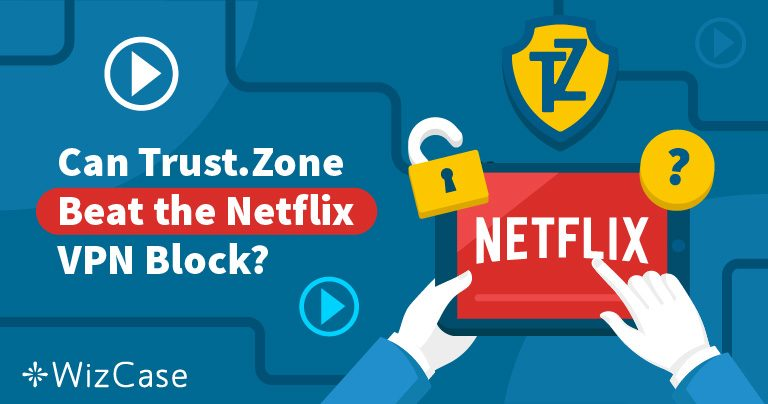 Trust.Zone VPN Can Unblock US Netflix, But Only If You Do This (Tested August 2019)
