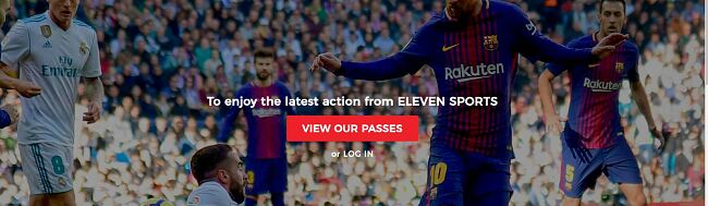 Stream Eleven Sporrts From Anywhere