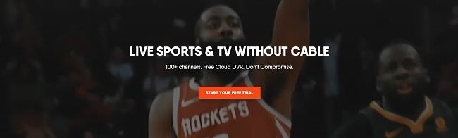 Stream Fubo Sports from anywhere