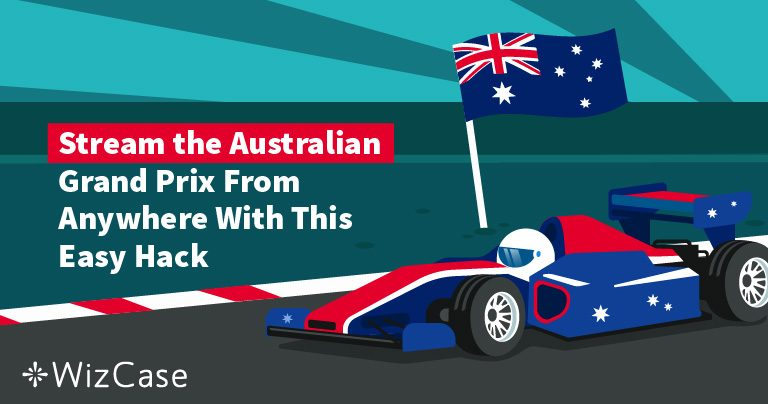 Stream the 2019 Australian Grand Prix for Free Without Cable