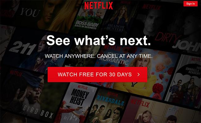 Dutch Netflix vpn access