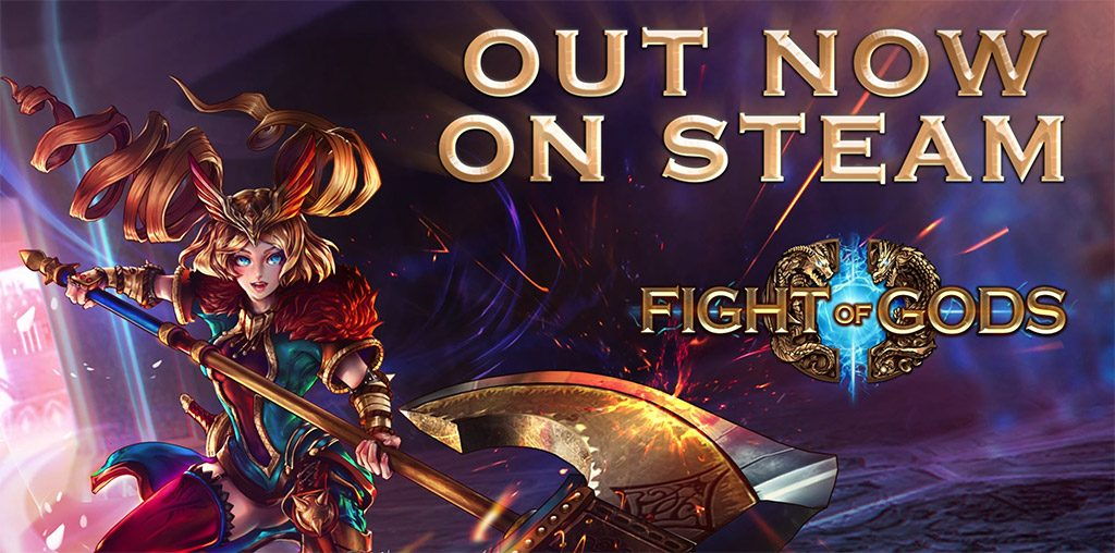 Play Fight of Gods on Steam in Indonesia vpn tip