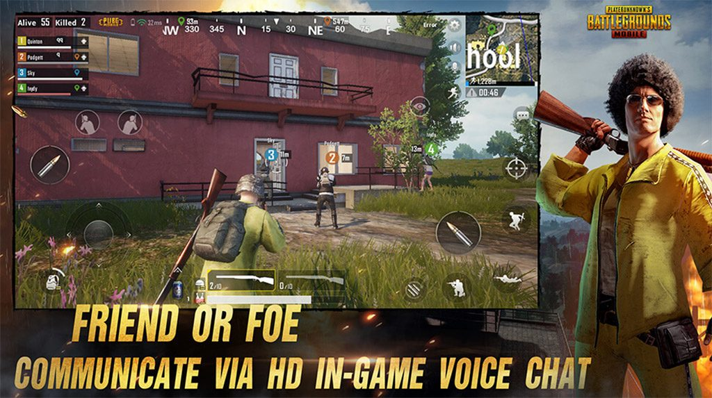 How to play PUBG Mobile in Korea with a VPN