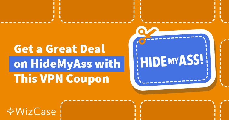 Valid HideMyAss VPN Coupon: Save up to 75% Today (Tested June 2019)
