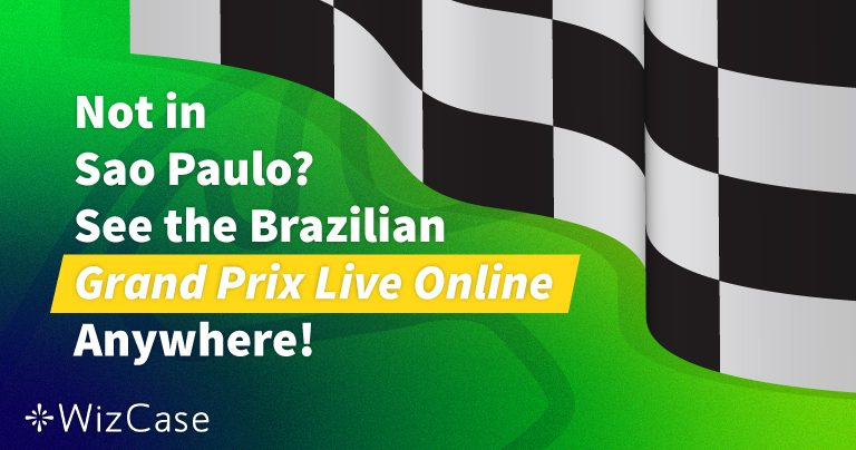 Not in Sao Paulo See the Brazilian Grand Prix Live Online Anywhere! Wizcase