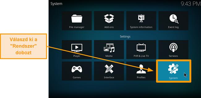 képernyőkép a harmadik féltől származó kodi addon telepítéséhez kattintson a 3. lépésre
