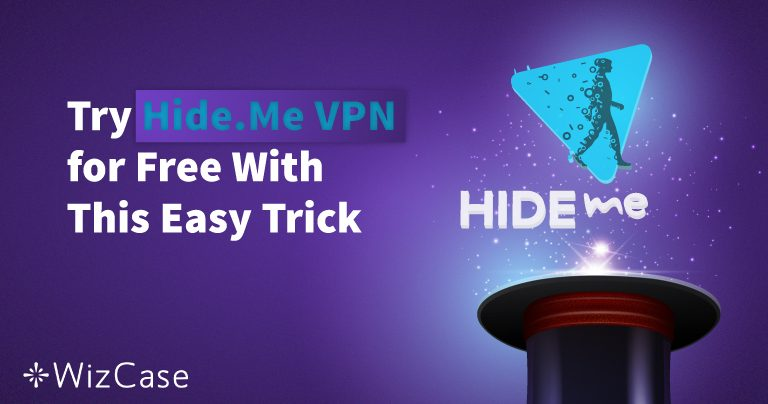 How to get a Free Trial for Hide.me VPN (Tested September 2020)