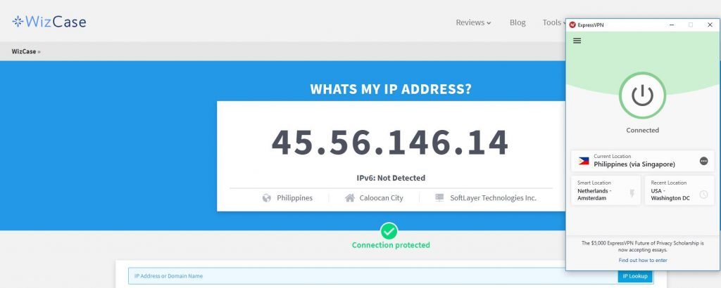 Get a Filipino IP Address