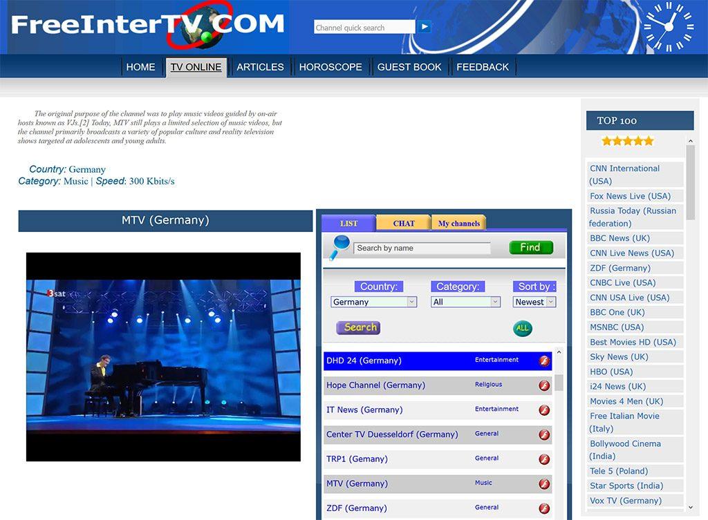 FreeInterTV