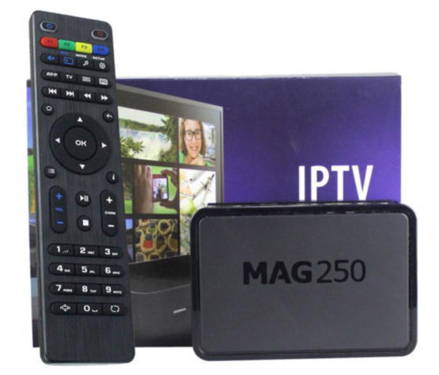 IPTV Set-Top MAG250