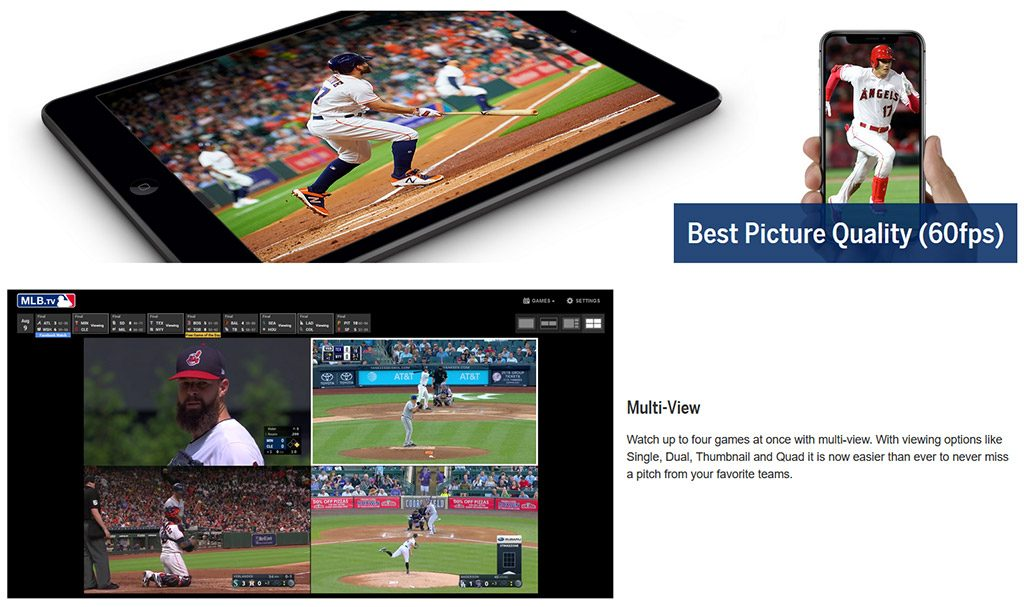 MLB.TV Live Stream