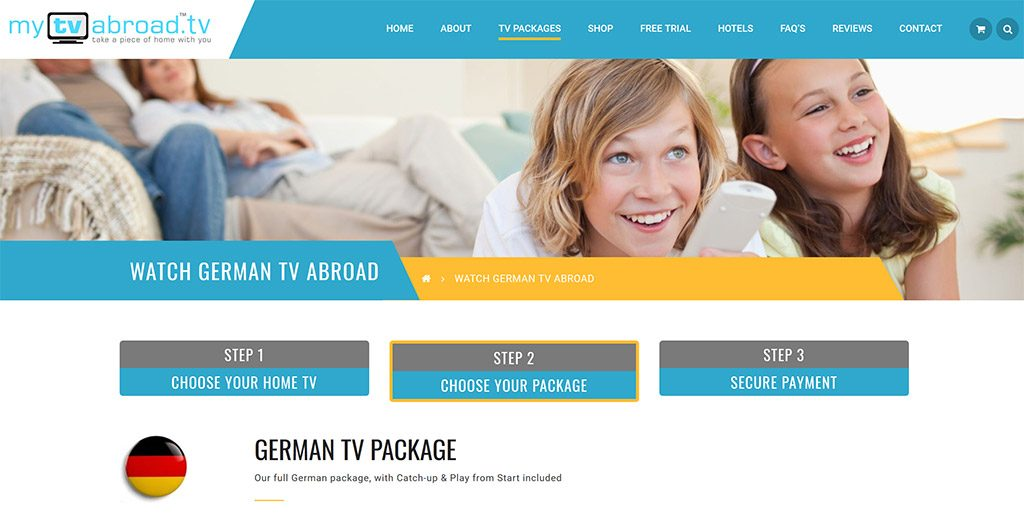 MyTVAbroad TV
