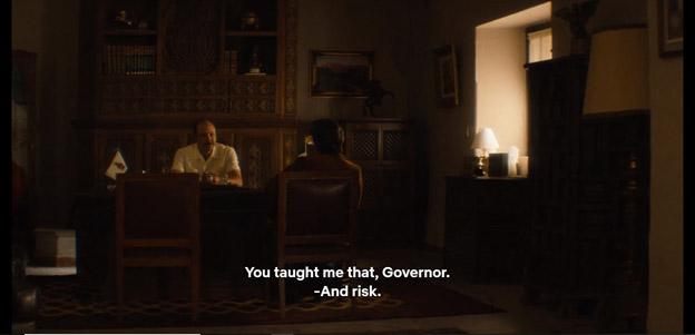 Netflix new season Narcos