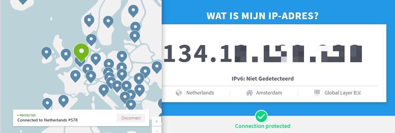Wat is mijn IP - IP-test