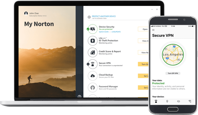 How To Get A Free Trial For Norton Secure VPN (Android