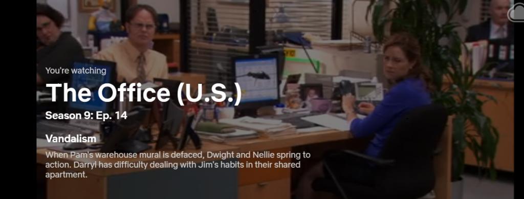 Netflix The Office (U.S.)