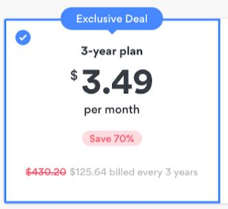 3 year NordVPN deal