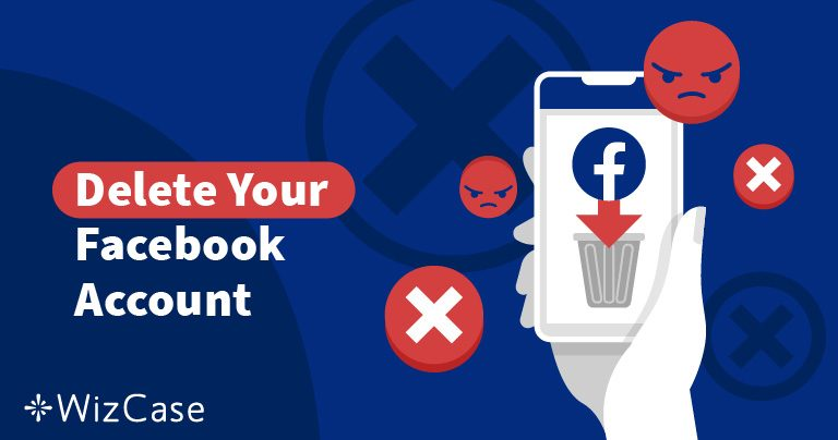 [Solved] How To Completely DELETE Your Facebook Account In 2020