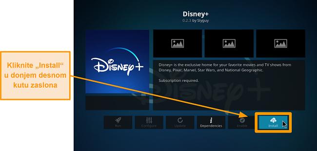 screenshot kako instalirati kodi addon treće strane korak 22 kliknite install