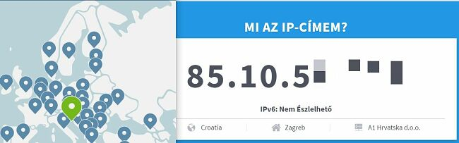 Što je moj IP? - IP test