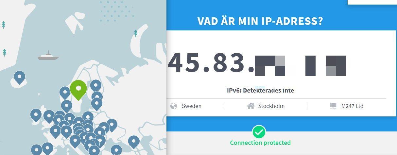 Vad är min IP ? - IP-test