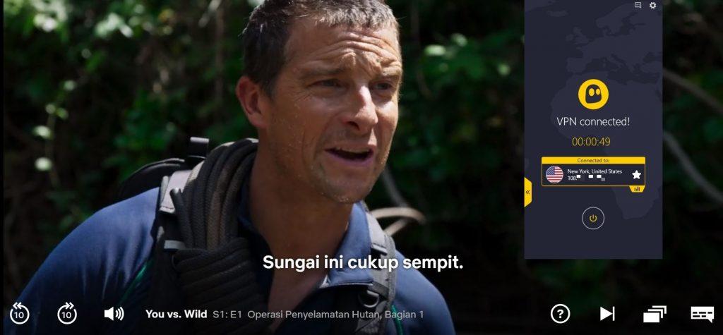 Netflix Indonesia - Cyberghost