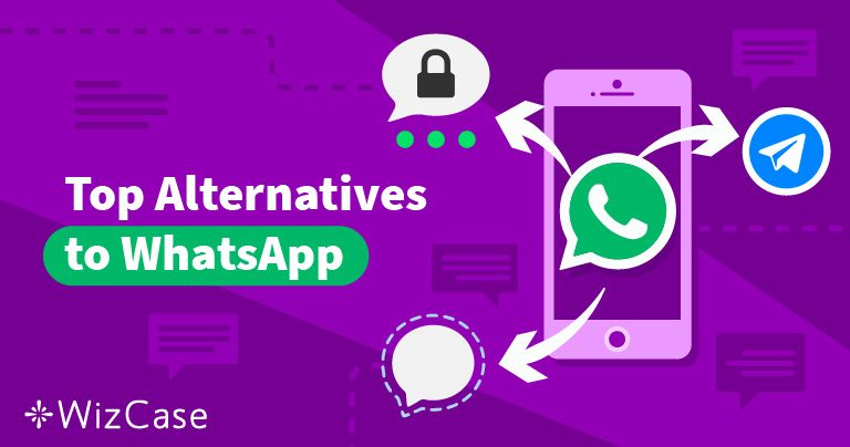 Top 5 WhatsApp Alternatives – Ranked for Security & Privacy