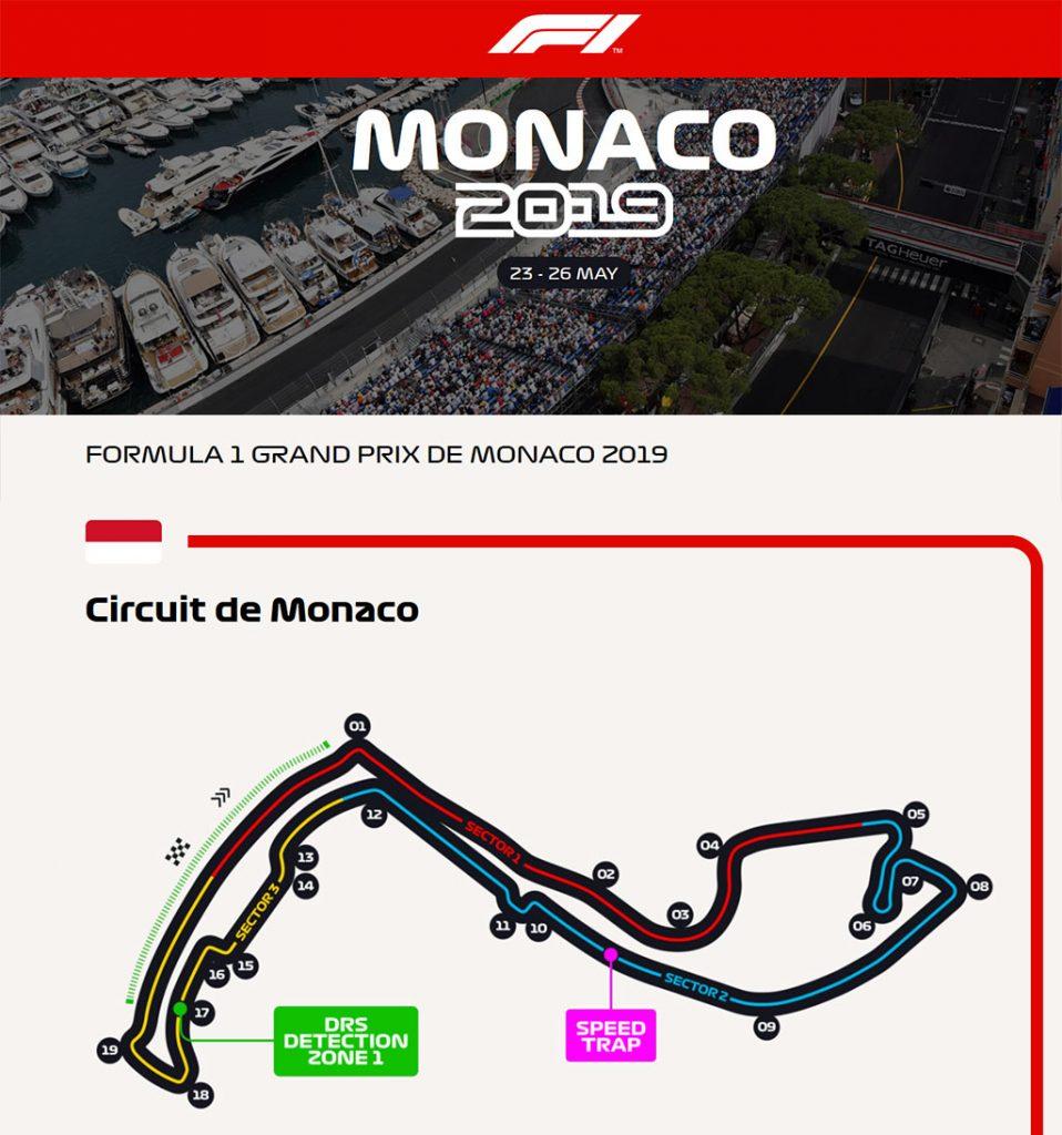 F1 Monaco Grand Prix watch online