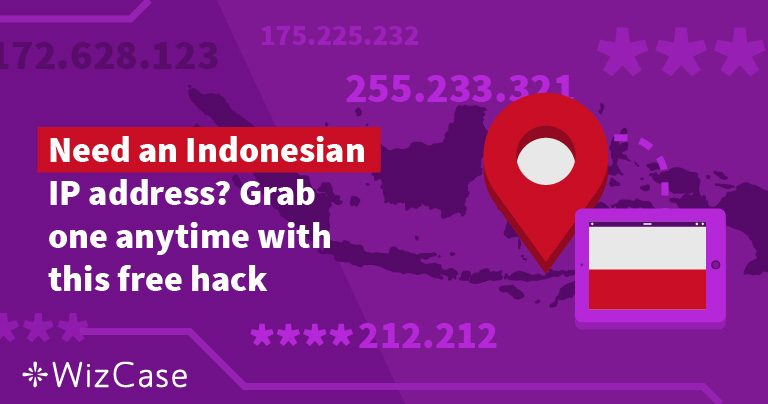 How to Bypass Security for an Indonesian IP address