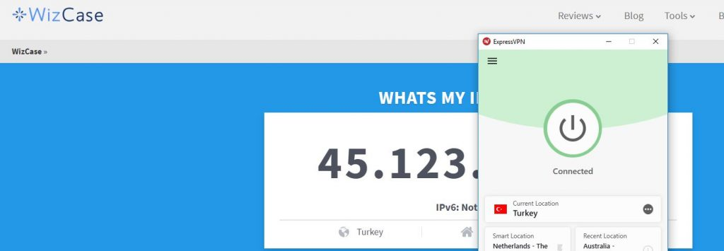 turkish ip address with express
