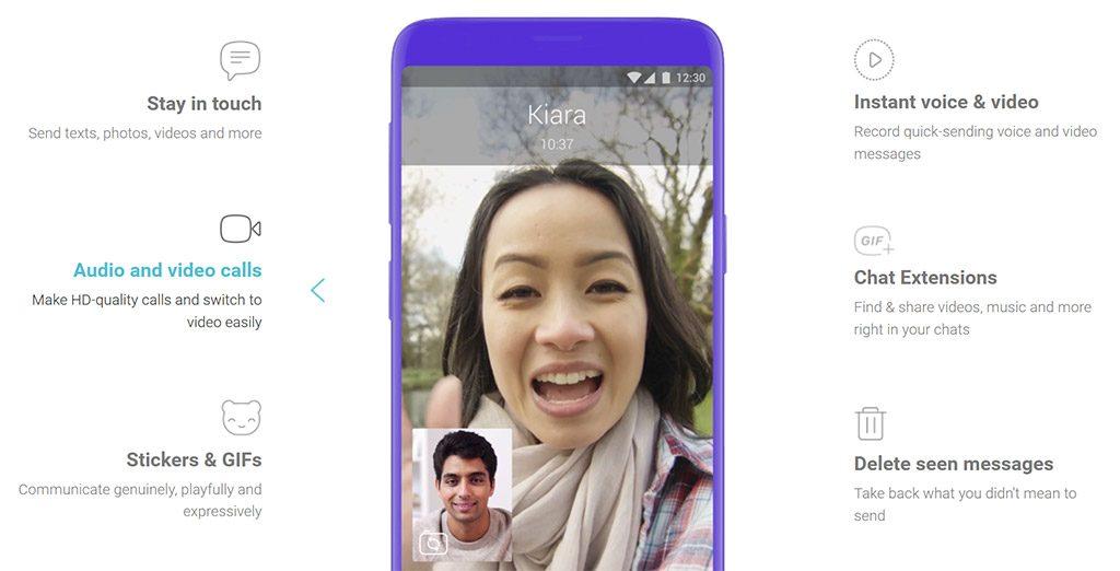 Use Viber in China vpn solution