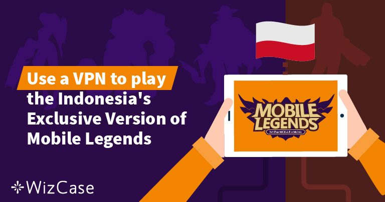 The perfect trick to play Indonesia's Mobile Legends