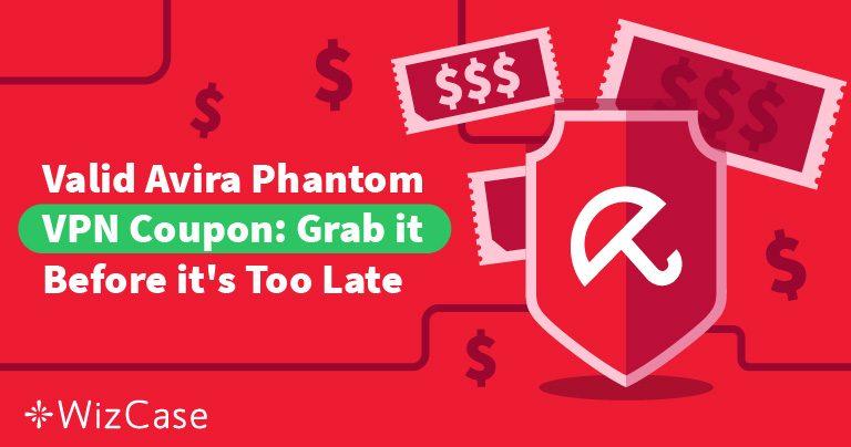 Valid Avira Phantom Pro Coupon: Save up to 54% Today (Tested January 2021)