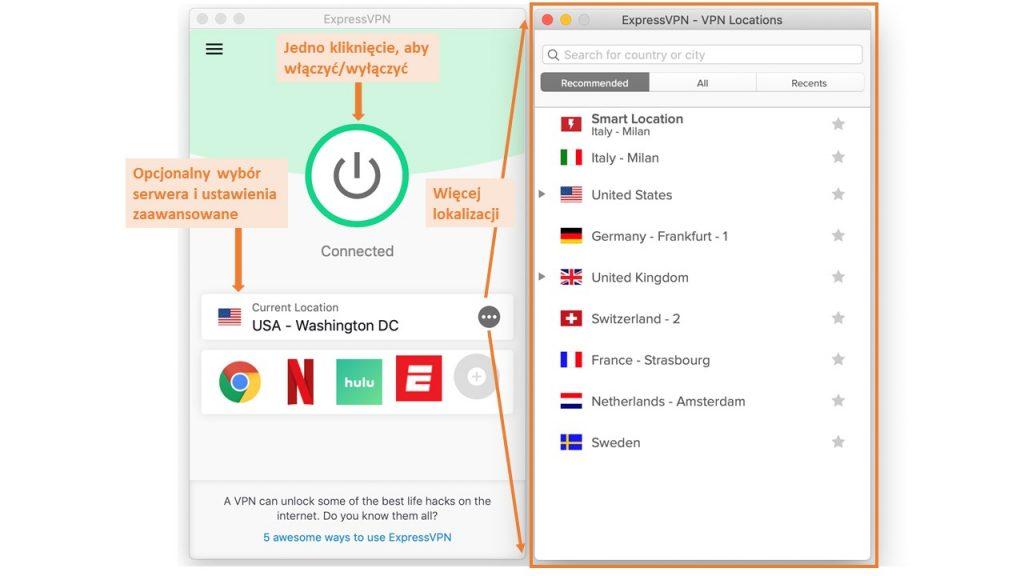 Tajska aplikacja do podłączania