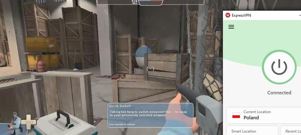 Graj w Team Fortress 2 na Steamie za pomocą Expressvpn