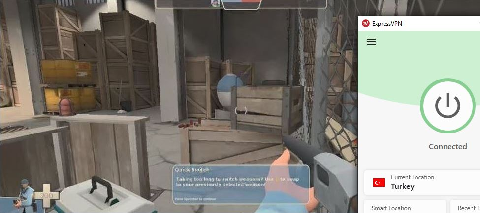 Expressvpn Kullanarak Team Fortress 2'yi Steam'de Oynayın