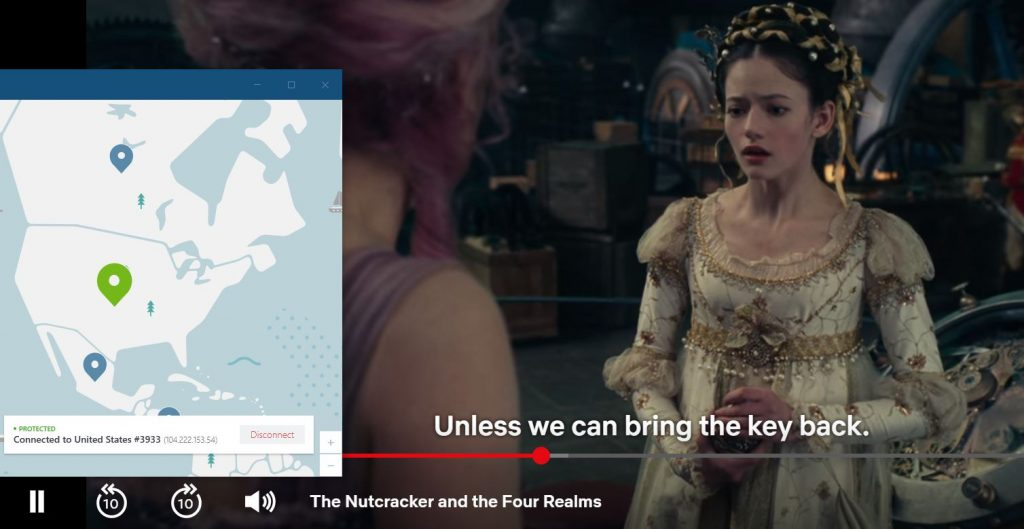The Nutcracker on US Netflix - NordVPN