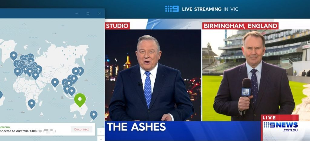 Watch The Ashes on 9Now with NordVPN