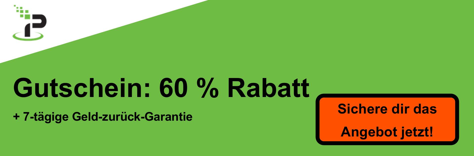IPVanish Coupon Banner - 60% Rabatt