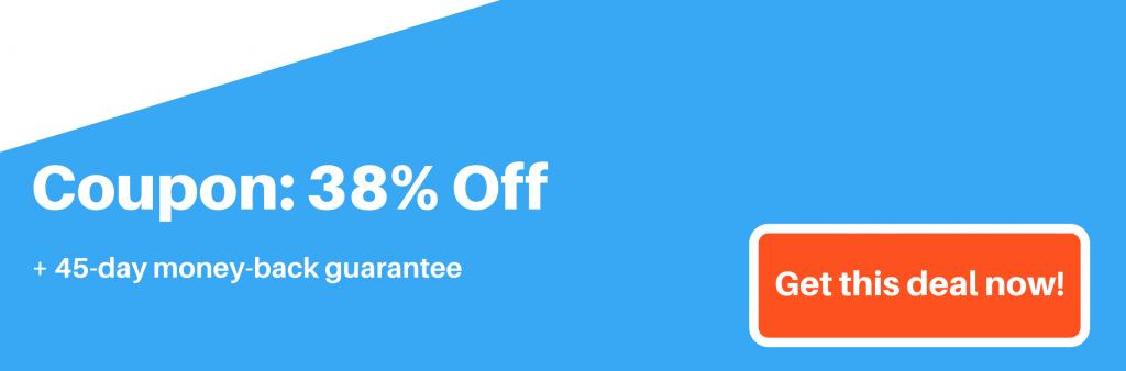 hotspot shield vpn coupon banner 38% off