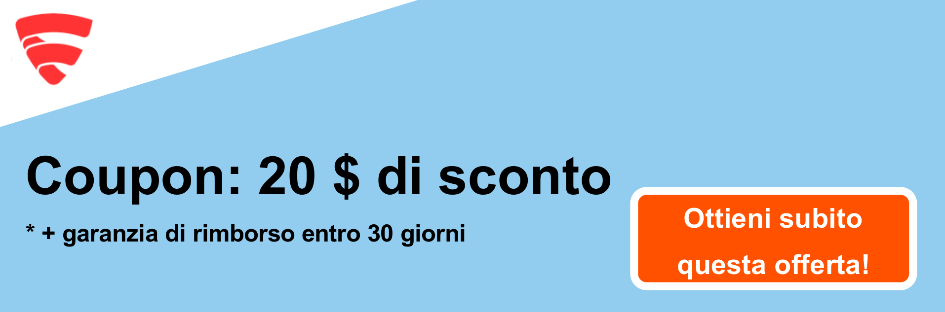 Coupon FSecureFreedome - $ 20 di sconto