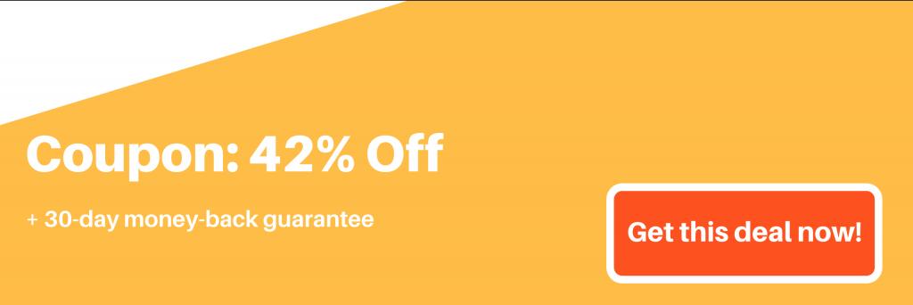 42% strong vpn coupon