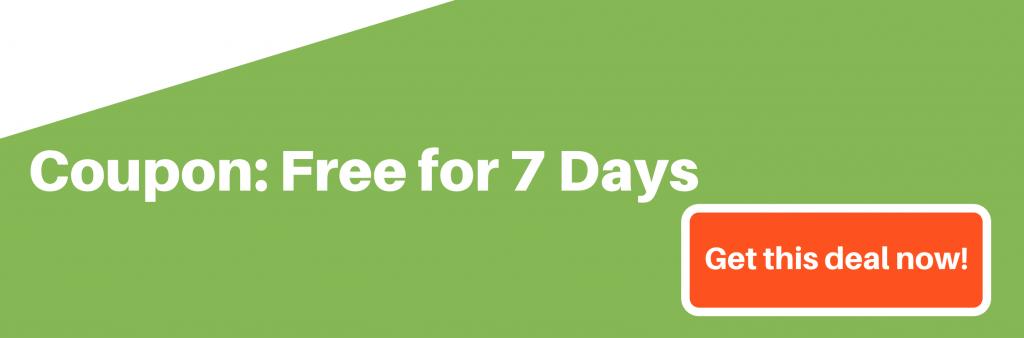 tunnelbear vpn coupon banner 7 days free